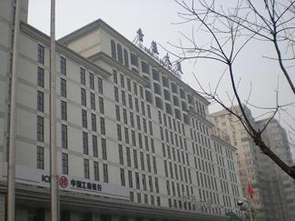北京青南大厦_办公楼中央空调改造工程案例