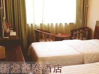 北京龙泽新龙豪泰快捷酒店部分空调降噪改造方案